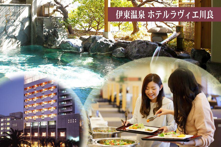伊東温泉 ホテルラヴィエ川良イメージ
