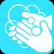 主な感染症対策「手洗い」