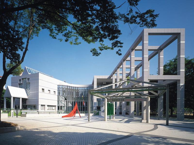名古屋クレストンホテル周辺観光「名古屋市美術館」