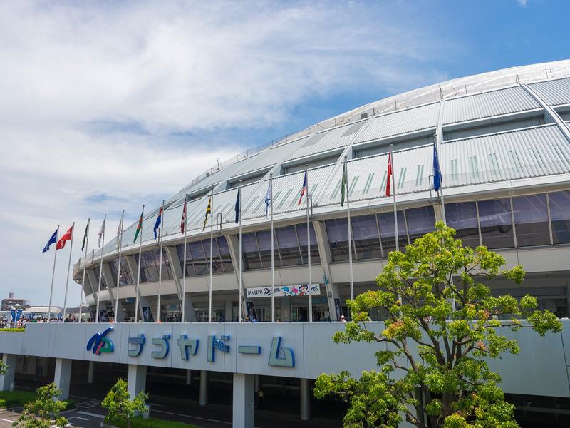 名古屋クレストンホテル周辺観光「ナゴヤドーム」