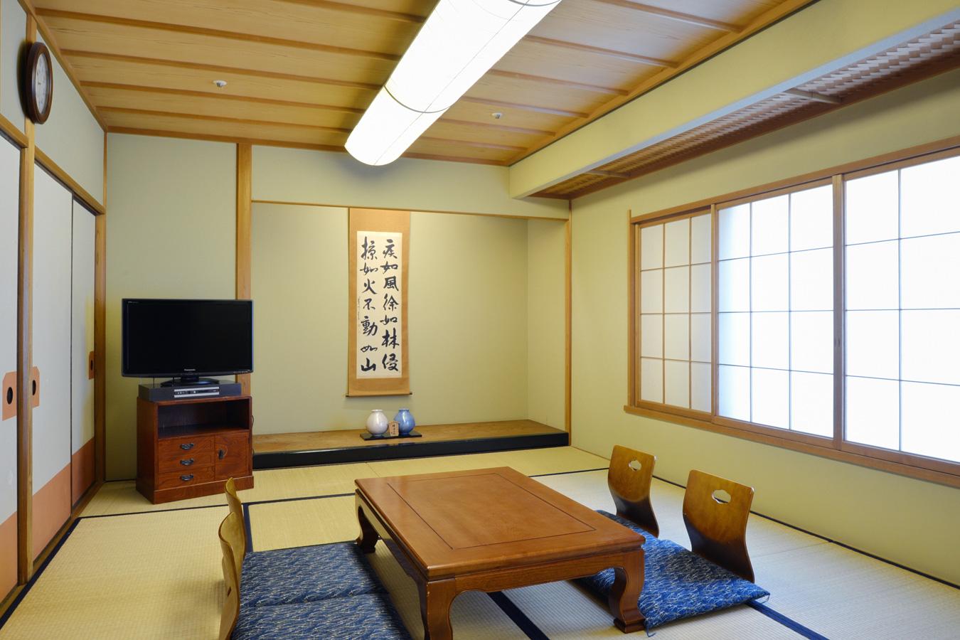 名古屋クレストンホテルの客室 和室