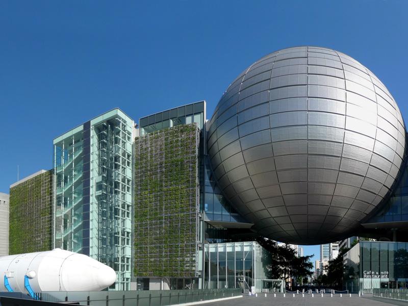 名古屋クレストンホテル周辺観光「名古屋市科学館」