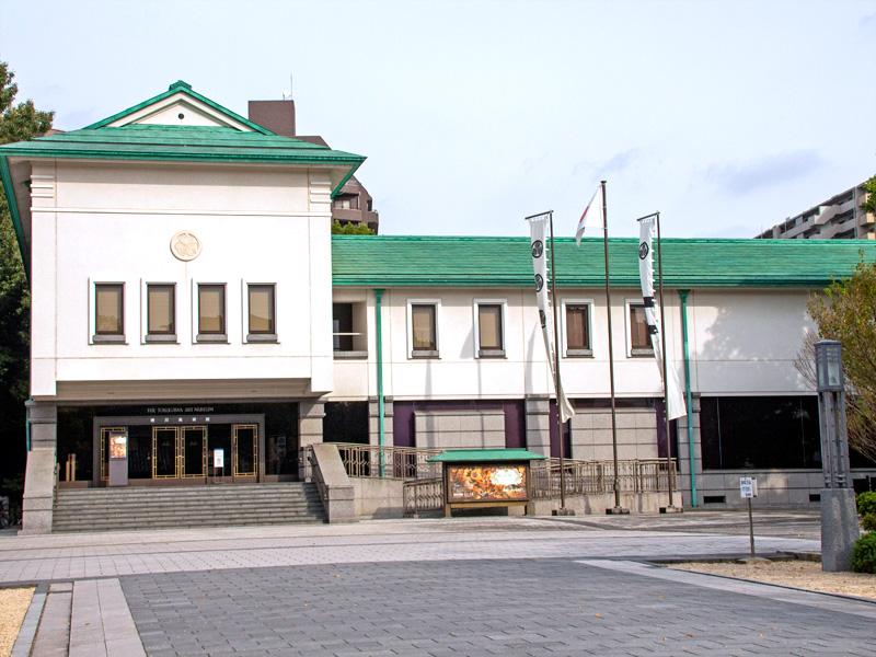 名古屋クレストンホテル周辺観光「徳川美術館」